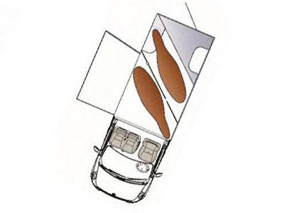 Camion VL version 4 : OBLIC