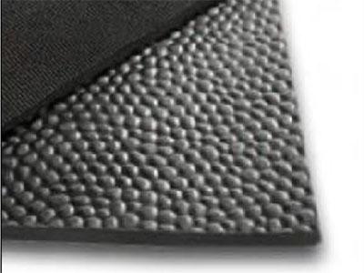 Tapis de sol CONFORT anti-dérapant et ultra-résistant : épaisseur de 20 mm